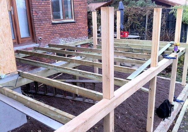 Thomsen's bygger terrasse efter dine ønsker